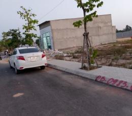 Bán đất mặt tiền đường nhựa Củ Chi trong khu dân cư hiện hữu